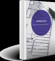 Buch Checkliste Exposé