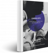 Buch Checkliste Unterlagen
