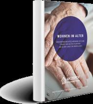 Buch Wohnen im Alter - AKZEPTA